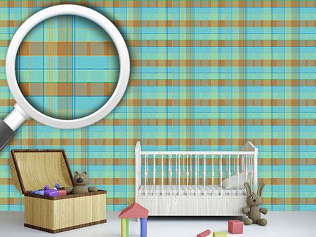 Pattern Wallpaper Subtle Checks
