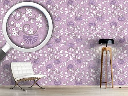 Pattern Wallpaper Magical East