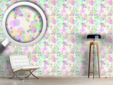 Pattern Wallpaper Confetti Me
