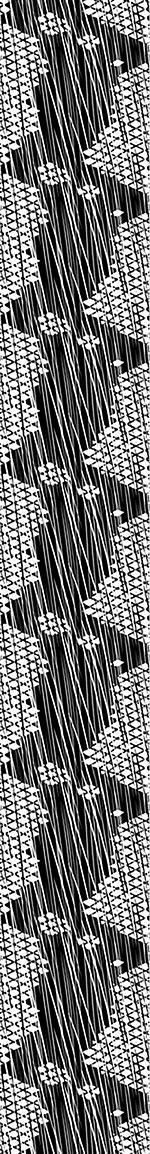 Pattern Wallpaper Rain On Grid Cross