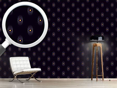 Pattern Wallpaper The Cosmic Eye