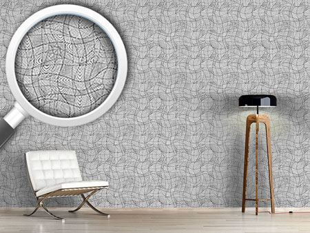 Pattern Wallpaper Lines Move