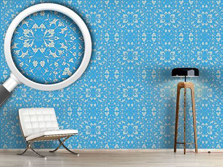 Pattern Wallpaper Magnificent Arabesque