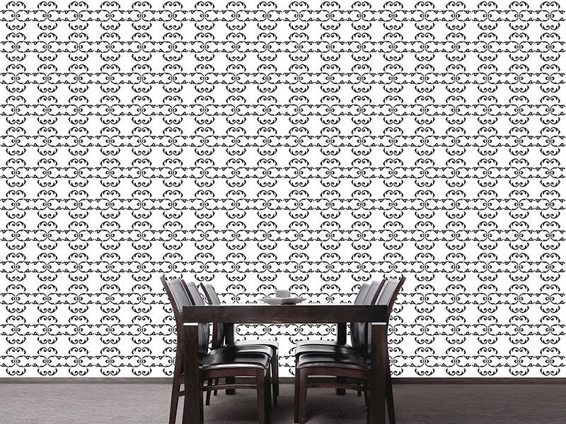 Pattern Wallpaper Fine Elegance