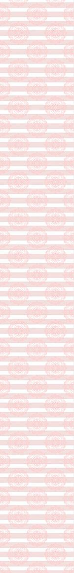 Pattern Wallpaper Lace And Stripes