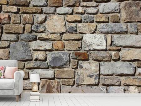 Photo Wallpaper Stone design