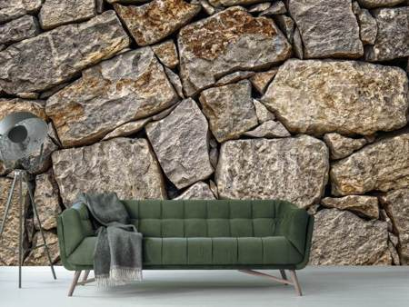 Photo Wallpaper Giant stones