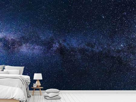 Photo Wallpaper Fascinating Milky Way