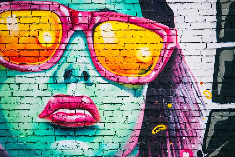Fototapete Coole Graffiti Wand Jetzt Bestellen