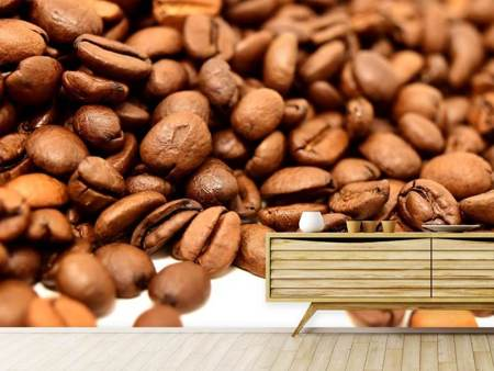 Photo Wallpaper Roasted coffee beans XL