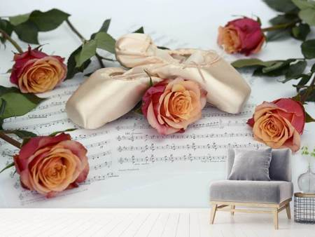 Photo Wallpaper Melody of love