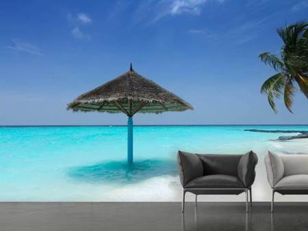 Fotobehang Dream Maldives
