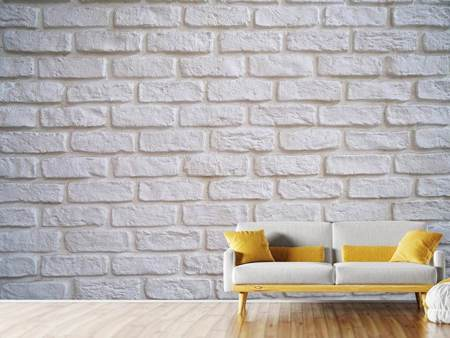 Photo Wallpaper wall stones