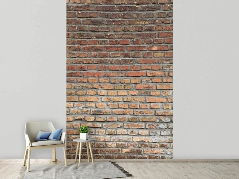 Fototapet Red Brick Wall