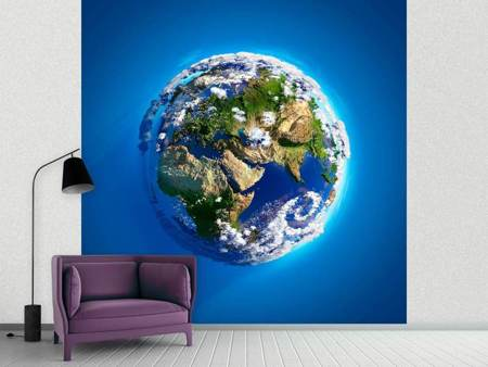 Fotobehang Planet Earth