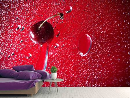 Fotobehang Photo Waallpaper The Cherry