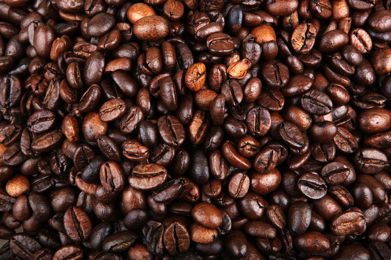 Fototapete Kaffeebohnen in XXL