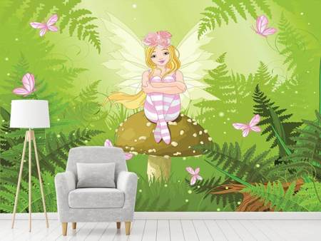 Fotobehang The Good Fairy