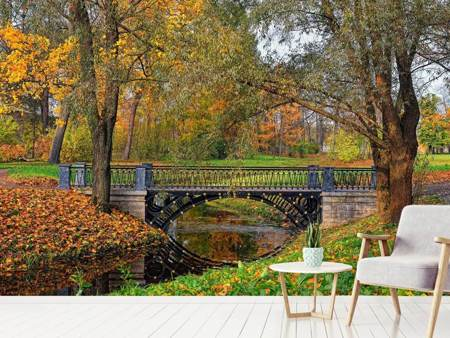 Photo Wallpaper Romantic Park