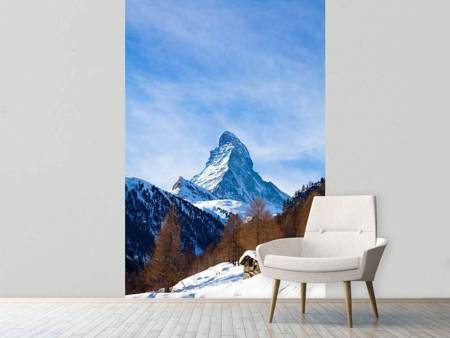 Fotobehang The Matterhorn