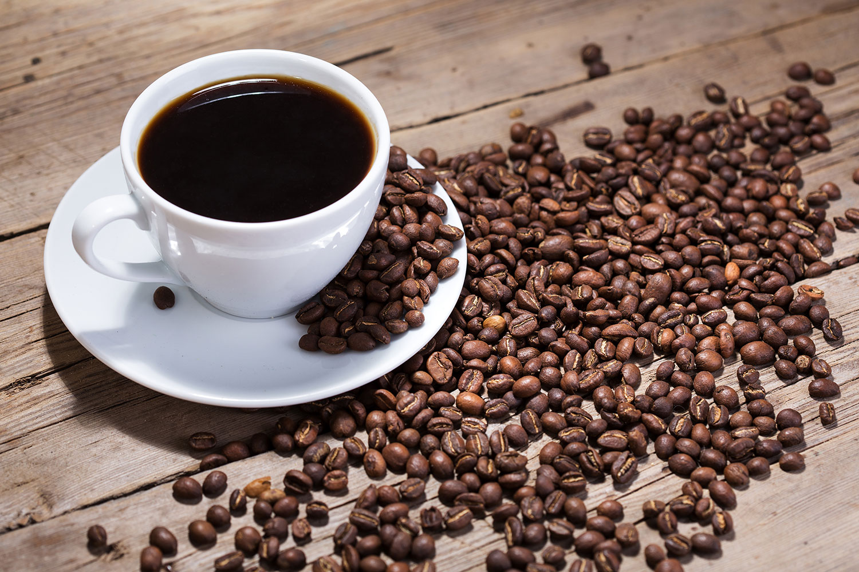 Fototapete Coffee