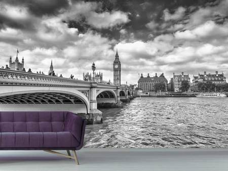 Photo Wallpaper Westminster Bridge