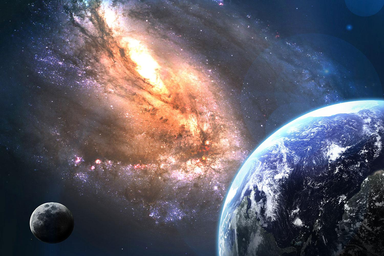 Fototapete Universus