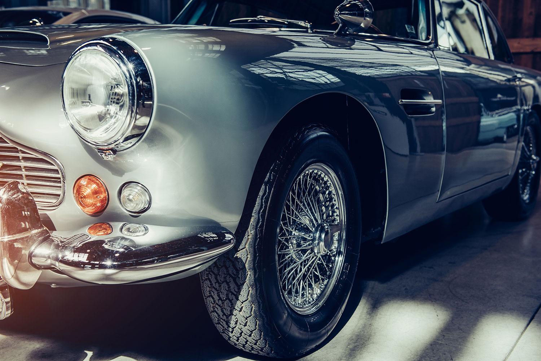Fototapete Classic Car
