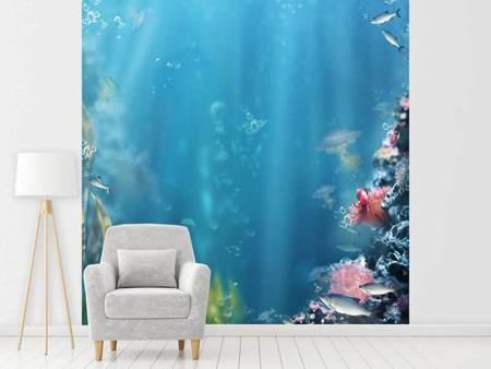 Photo Wallpaper Underwater