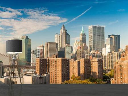 Fotomurale Skyline di New York